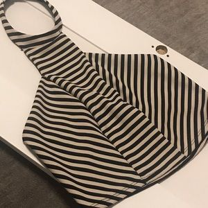 Charlotte Russe Tops - Cute stripe crop top in perfect condition!